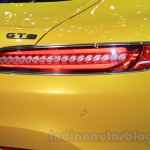 Mercedes AMG GT S taillamp at the Gaikindo Indonesia International Auto Show 2015