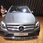 Mercedes GLC front at the 2015 Gaikindo Indonesia International Auto Show