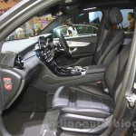 Mercedes GLC front seats at the 2015 Gaikindo Indonesia International Auto Show