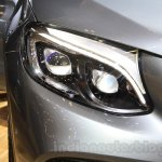 Mercedes GLC headlamp at the 2015 Gaikindo Indonesia International Auto Show