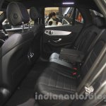 Mercedes GLC rear seat at the 2015 Gaikindo Indonesia International Auto Show