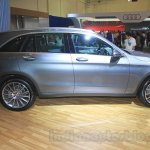 Mercedes GLC side at the 2015 Gaikindo Indonesia International Auto Show