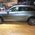 Mercedes GLC side view at the 2015 Gaikindo Indonesia International Auto Show