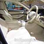 Mercedes Maybach S-Class S500 front seats Gaikindo Indonesia International Auto Show 2015