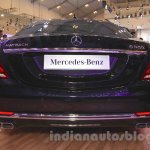 Mercedes Maybach S-Class S500 rear Gaikindo Indonesia International Auto Show 2015