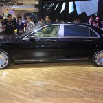 Mercedes Maybach S-Class S500 side Gaikindo Indonesia International Auto Show 2015