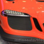 Porsche 911 GT3 RS foglamp at the 2015 Gaikindo Indonesia International Auto Show