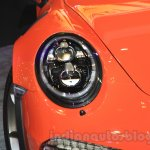 Porsche 911 GT3 RS headlamp at the 2015 Gaikindo Indonesia International Auto Show