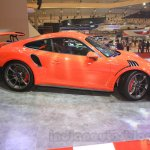 Porsche 911 GT3 RS side at the 2015 Gaikindo Indonesia International Auto Show