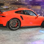 Porsche 911 GT3 RS side profile left at the 2015 Gaikindo Indonesia International Auto Show
