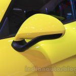 Porsche Cayman GT4 door mirror at the 2015 Gaikindo Indonesia International Auto Show