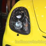 Porsche Cayman GT4 headlamp at the 2015 Gaikindo Indonesia International Auto Show