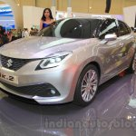 Suzuki iK-2 Concept front three quarter at the 2015 Gaikindo Indonesia International Auto Show