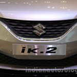 Suzuki iK-2 Concept grille at the 2015 Gaikindo Indonesia International Auto Show