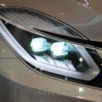 Suzuki iK-2 Concept headlamp at the 2015 Gaikindo Indonesia International Auto Show