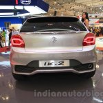 Suzuki iK-2 Concept rear at the 2015 Gaikindo Indonesia International Auto Show