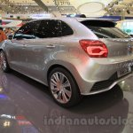 Suzuki iK-2 Concept rear three quarter at the 2015 Gaikindo Indonesia International Auto Show