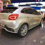Suzuki iK-2 Concept rear three quarters right at the 2015 Gaikindo Indonesia International Auto Show