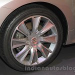 Suzuki iK-2 Concept wheel at the 2015 Gaikindo Indonesia International Auto Show