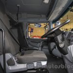 Tata Prima 4928.S cabin at the 2015 Gaikindo Indonesia International Auto Show