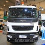 Tata Prima 4928.S front at the 2015 Gaikindo Indonesia International Auto Show