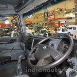 Tata Prima 4928.S interior at the 2015 Gaikindo Indonesia International Auto Show