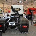 Tata Prima 4928.S rear at the 2015 Gaikindo Indonesia International Auto Show