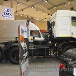 Tata Prima 4928.S side at the 2015 Gaikindo Indonesia International Auto Show