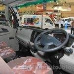 Tata Ultra 1012 interior at the 2015 Gaikindo Indonesia International Auto Show (2015 GIIAS)
