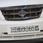 Tata Xenon XT 2.2 grille at the 2015 Gaikindo Indonesia International Auto Show