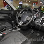 Tata Xenon XT 2.2 interior at the 2015 Gaikindo Indonesia International Auto Show
