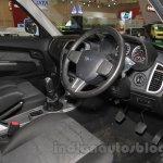 Tata Xenon XT 2.2 interior at the 2015 Gaikindo Indonesia International Auto Show