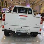 Tata Xenon XT 2.2 rear at the 2015 Gaikindo Indonesia International Auto Show