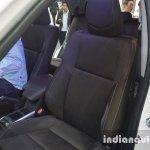 Toyota Fortuner MT (Manual Transmission) variant co-driver seat