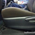 Toyota Fortuner MT (Manual Transmission) variant height adjustable passenger seat