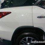 Toyota Fortuner MT (Manual Transmission) variant rear fender