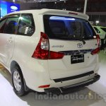 Toyota Grand New Avanza at the 2015 IIMS