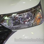 Toyota Grand New Avanza headlamps at the 2015 IIMS