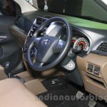 Toyota Grand New Avanza interior at the 2015 IIMS