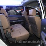 Toyota Grand New Avanza  rear cabin at the 2015 IIMS