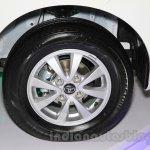 Toyota Grand New Avanza wheel at the 2015 IIMS