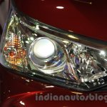 Toyota Grand New Veloz headlamps at the 2015 IIMS