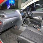 Toyota Grand New Veloz interior at the 2015 IIMS