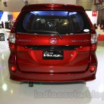 Toyota Grand New Veloz rear at the 2015 IIMS