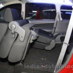 Toyota Grand New Veloz rear cabin at the 2015 IIMS