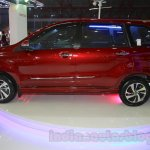 Toyota Grand New Veloz side at the 2015 IIMS