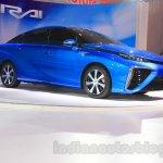 Toyota Mirai at the Gaikindo Indonesia International Auto Show 2015