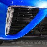Toyota Mirai foglamp at the Gaikindo Indonesia International Auto Show 2015