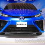Toyota Mirai front at the Gaikindo Indonesia International Auto Show 2015