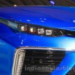 Toyota Mirai headlamp at the Gaikindo Indonesia International Auto Show 2015